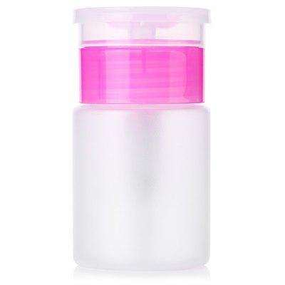 60ML Mini Nail Polish Remover Small Pressure Bottle
