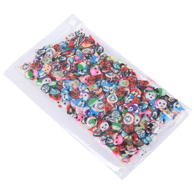 Art Nail 3D Manicure Design Sticks Rods Stickers Gel Tips