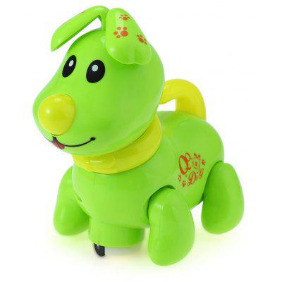 Electronic Music Walking Dog Toy for Kids