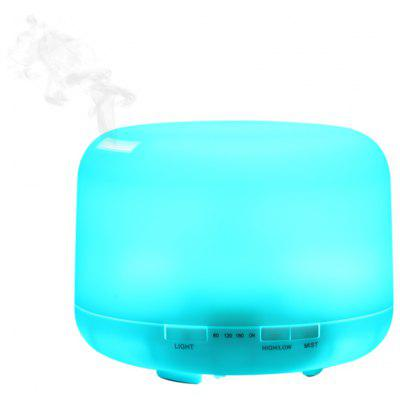 7 Color Changing Light 500ML Diffuser
