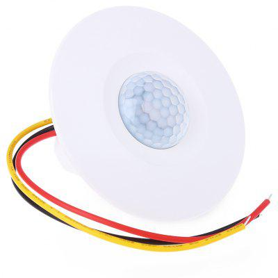 110V Embedded Full Automatic Human Body Infrared Induction Switch