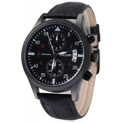 MEGIR M2021 Male Quartz Watch