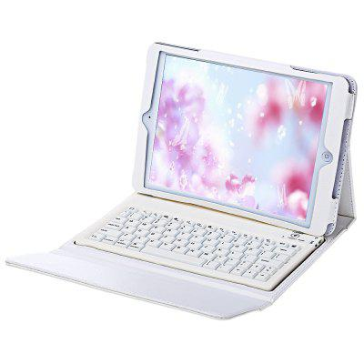 Wireless Bluetooth 3.0 Keyboard PU Leather Case for iPad Air 2