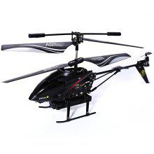 S977 3.5CH Radio RC Metal Gyro Helicopter