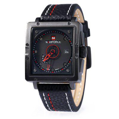 NAVIFORCE NF9065M Male Military Quartz Watch