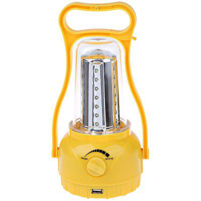 Solar LED Lantern Light