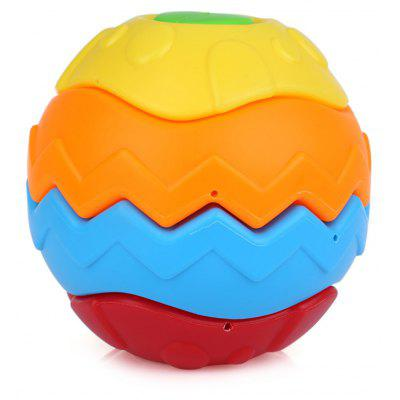 Puzzle Transformer Ball Magic Cubes Educational Toys