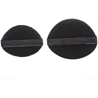 2pcs Woman Beauty Volume Hair Base Bump Styling Insert Pad Tool