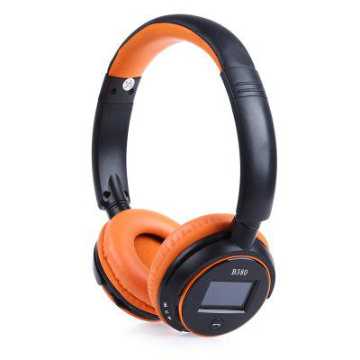 Zealot B380 Wireless Headphones with Bluetooth