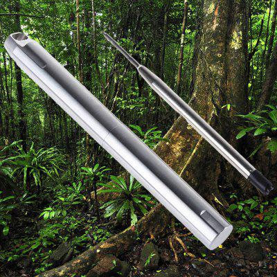 EDC Diamagnetic 304 Stainless Steel Self Defence Pen