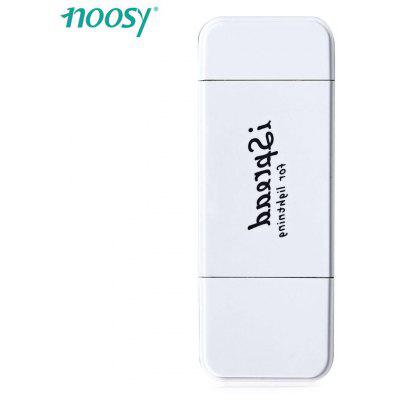 Noosy iSpread 3 in 1 8 Pin 64GB Micro USB Flash Drive