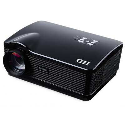 H3 LED LCD Projector Full HD Home Cinema