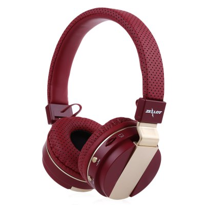 Zealot B17 Foldable Wireless Bluetooth Stereo Headphones