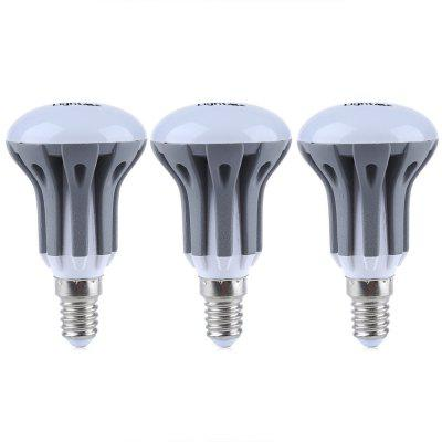 Lightme 3Pcs E14 220-240V R50 3W LED Spotlight Bulb