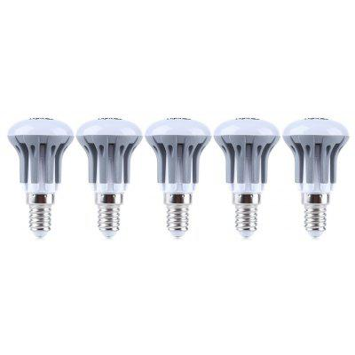 Lightme 5Pcs  LightMe E14 220-240V R39 2.5W LED Spotlight Bulb