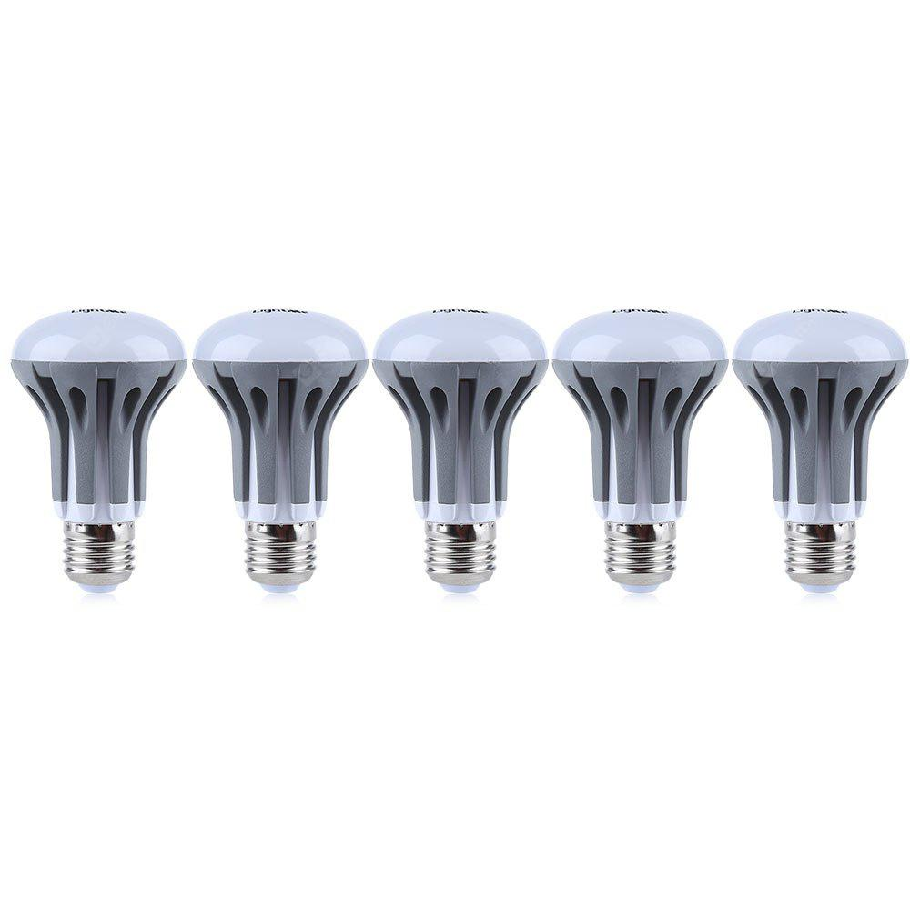 Lightme 5Pcs E27 220-240V R63 5W LED Spotlight Bulb