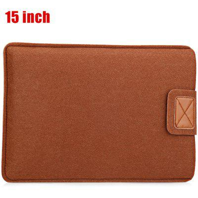 LSS Soft Handle Felt Sleeve Bag Case for Apple MacBook Pro