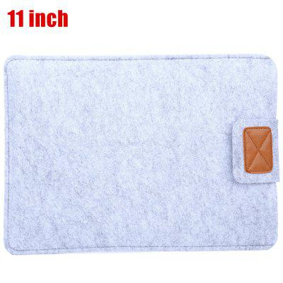 LSS Soft Felt Sleeve Bag Case for Apple MacBook Air