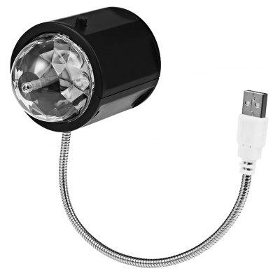 2 in 1 RGB LED Lamp Stage Light
