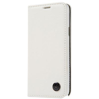 Luxury Series Magnetic Flip PU Leather Wallet Cover for Samsung Note 4