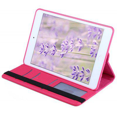 360 Degrees Rotating Stand Case Smart Cover for iPad Mini 1 / 2 / 3