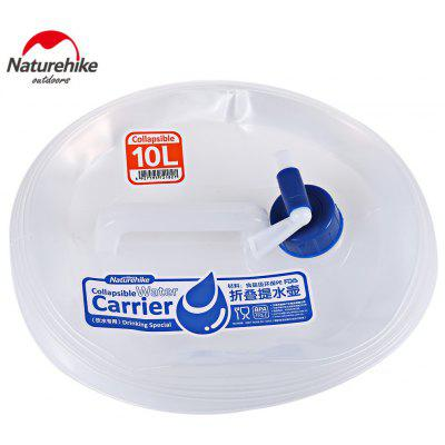 NatureHike 10L Portable Outdoor Camping Folding Bucket