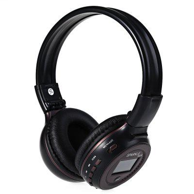 Zealot B570 Wireless and Bluetooth Headphones