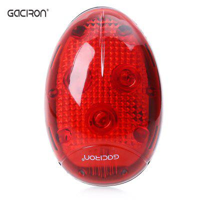GACIRON Mountain Road Bike Safety Laser Tail Light Rear Lamp