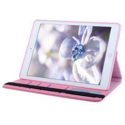 360 Degrees Rotating Stand Case Smart Cover for iPad Air 2