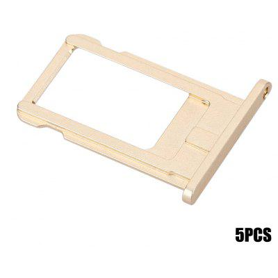 5Pcs SIM Card Tray Slot for iPhone 6 Plus
