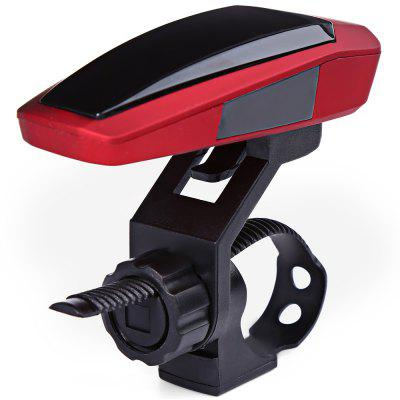 USB Chargeable Automation 10 LEDs Bicycle Brake Rear Light