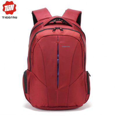 Buy DEEP RED Tigernu T B3105 Water Resistant Men Women Business Knapsack for $16.98 in GearBest store
