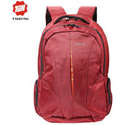 Buy DEEP RED Tigernu T B3105 Water Resistant Men Women Business Knapsack for $23.87 in GearBest store