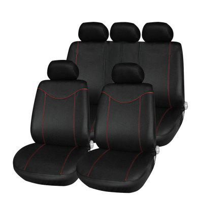 T21638 11pcs Car Low-back Seat Cover Set
