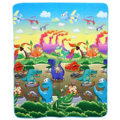 Kid Foam Game Mats Dinosaurs Paradise