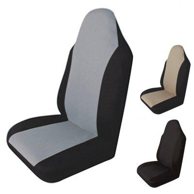 T21554GR Single Piece Car Front Seat Cover