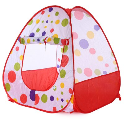 Children Folding Ocean Portable Ball Game House