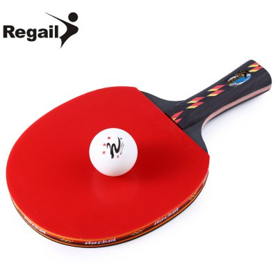 REGAIL D003 Table Tennis Ping Pong Racket Set