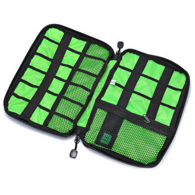 Digital Accessories Storage Pouch Case Travel Organizer Bag