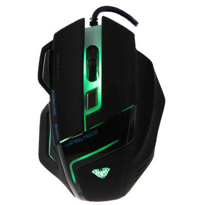 AULA Wired Optical Self-defining  Gaming Mouse
