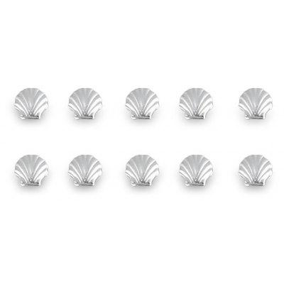 Fashion Nail Art Metal Shell Manicure Alloy Rivet Manicure Accessories