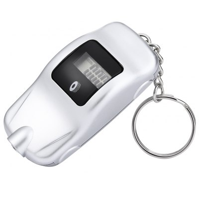 VT701 Digital LCD Tire Gauge