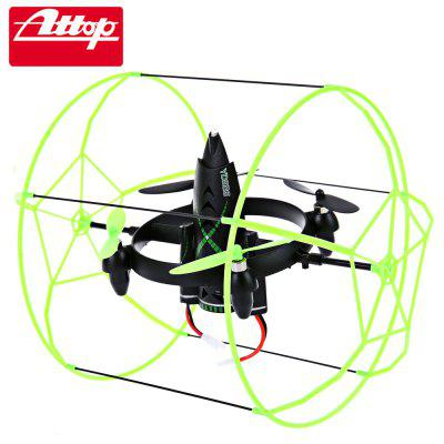 ATTOP YD - 926 2.4G 4CH 6-Axis Gyro RTF Remote Control Quadcopter Toy