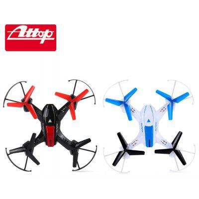 ATTOP YD - 822 2pcs 2.4G 4CH 6-Axis Gyro RTF Dual RC Quadcopter Battle Drones Toy