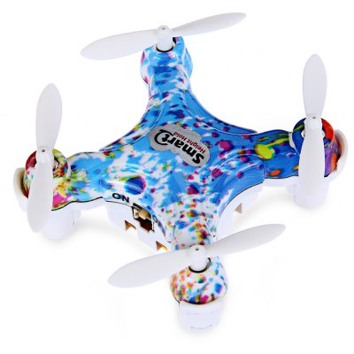 CX - 10D 2.4G 4CH 6-Axis Gyro RTF RC Quadcopter Mini Remote Control Toy