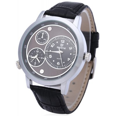 SKONE 9417EG Men Business Quartz Wrist Watch
