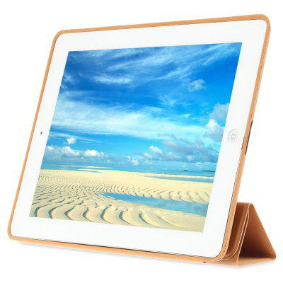 Ultra Thin PU Leather Cover for iPad 2 / 3 / 4