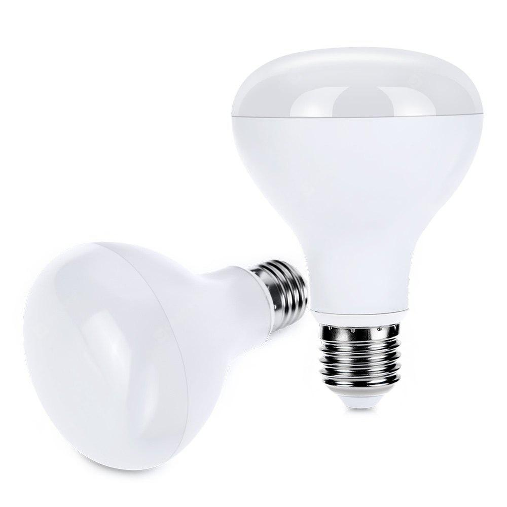 Lightme 2pcs E27 R80 9W LED Bulb