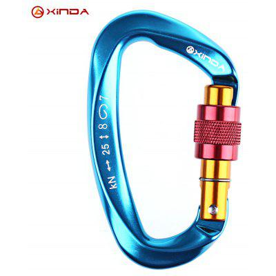 XINDA D-shaped Mountaineering Buckle
