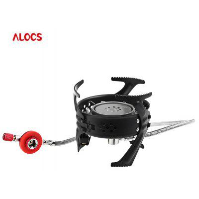 ALOCS CS - G04PRO Durable Gas Furnace Grills Outdoor Camping Tools